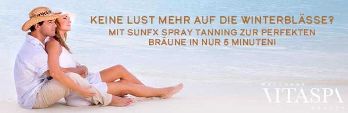 SunFX Spray Tanning 710x230